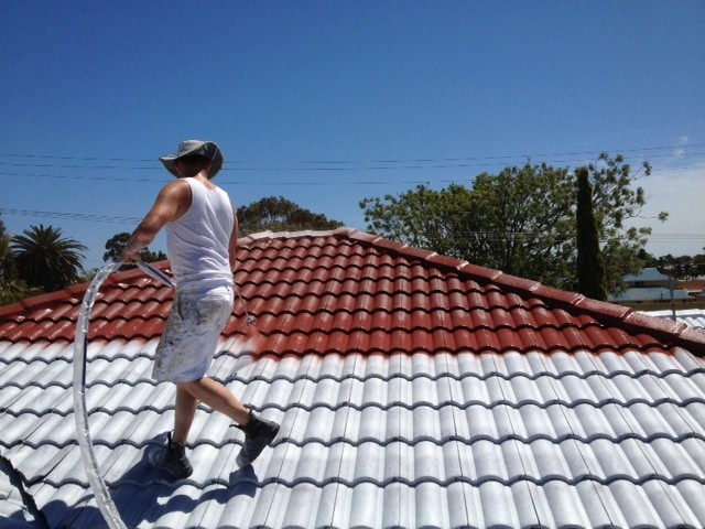 Restoration roofing
