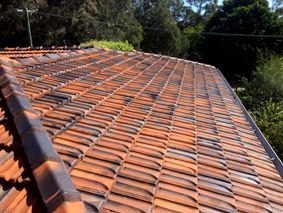 roof restoration perth clay tiles