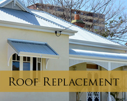 Roof Replacement Re roofing