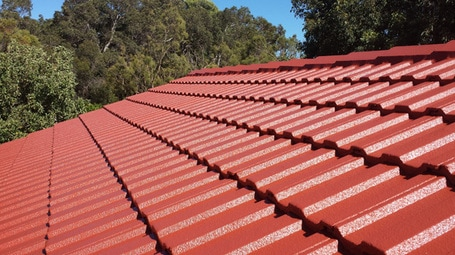 Roof Restoration Perth